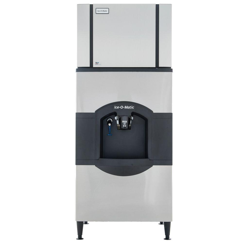 CD40030/40130/40530-Cube Ice Dispenser