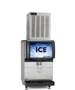 IOD250-Ice Only or Water/Ice Dispenser