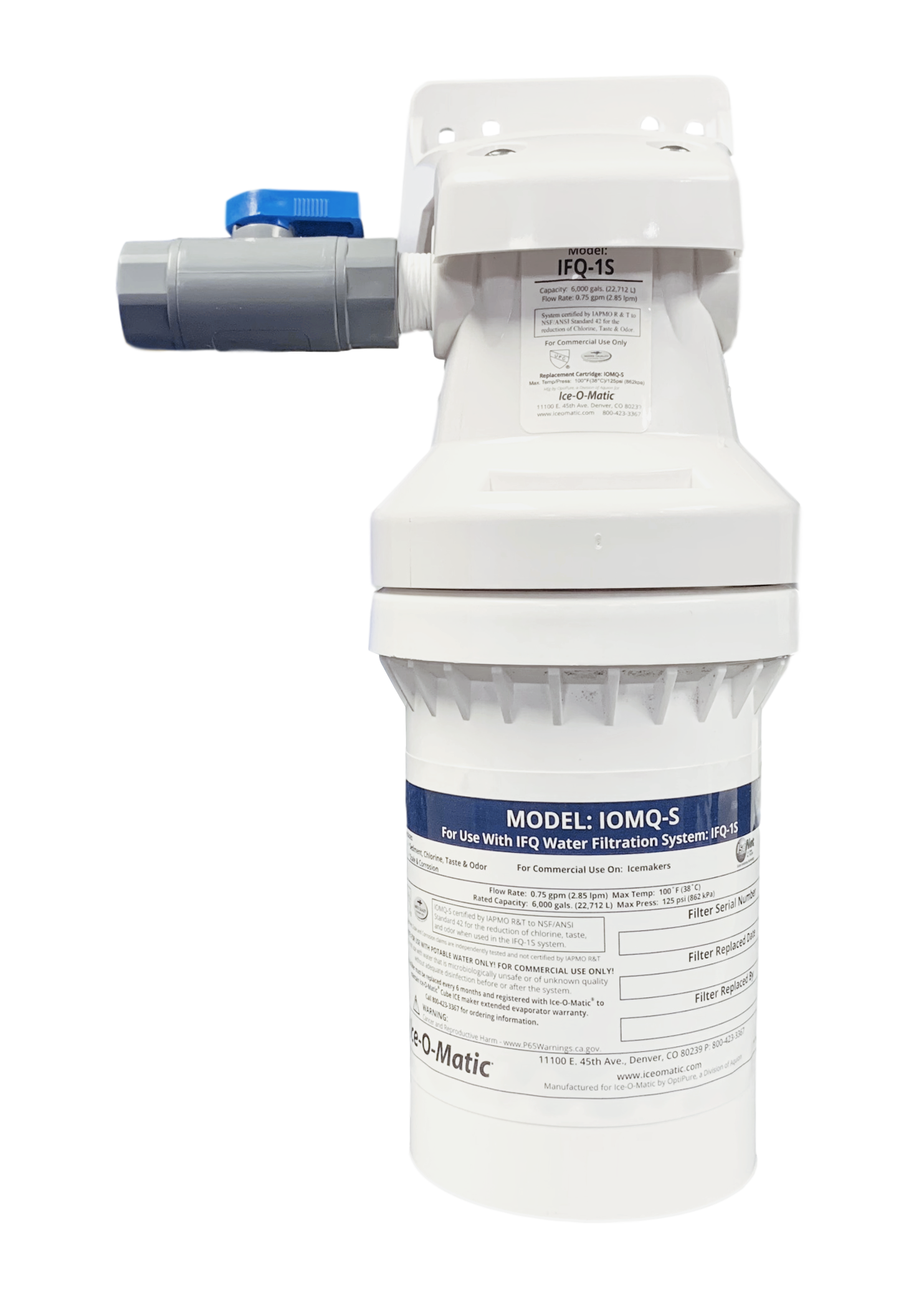 IFQ1-S System-Water Filter