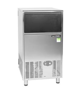 ICEU126-Self-Contained Ice Machine